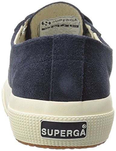 Superga Womens 2750 Sueu Mode Sneaker Navy