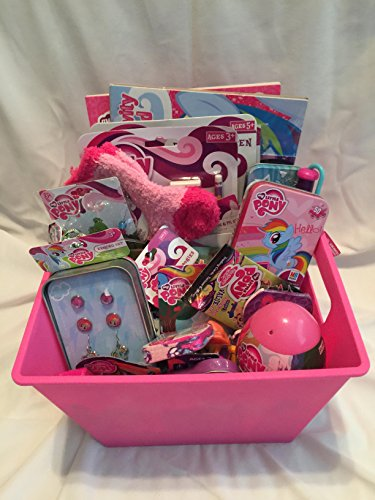 HUGE My Little Pony Gift Basket - Easter, Birthday, Get Well Soon