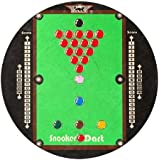 BULLS SNOOKER TABLE DARTBOARD STEEL TIP