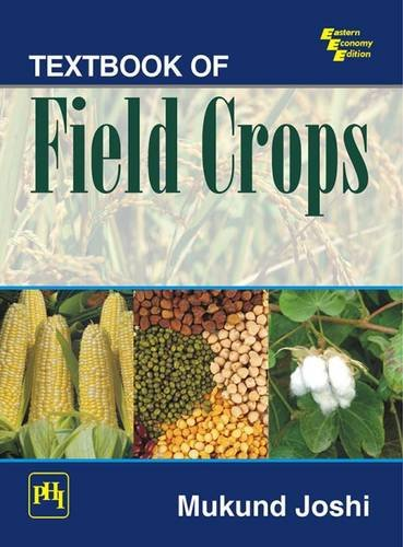 Textbook of Field Crops