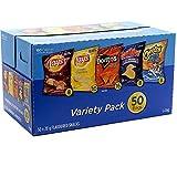 Frito Lay Variety Pack, 50 Bags 1.4 KG