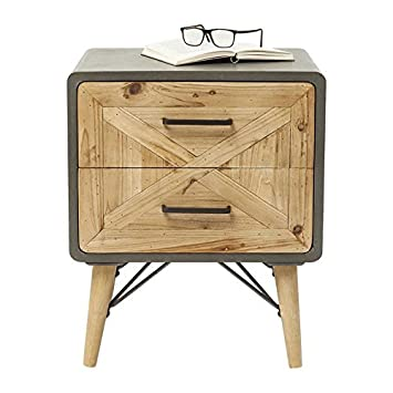Solid Wood Bedside Table Retro Locker Drawers Corner Cabinet Hotel Storage  Cabinets Nordic Simple Drawer Tall