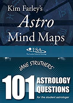 Astro Mind Maps & 101 Astrology Questions by [Farley, Kim, Struthers, Jane]