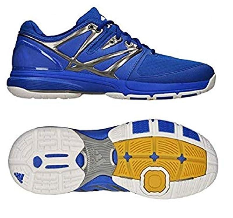 아디다스 adidas 핸드볼 슈즈 스니커즈 28.0cm 스타 빌 forever Stabil4ever 국내 정규품 S83142 블루/아이런 멧트