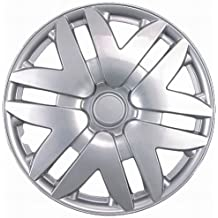"""Drive Accessories KT-997-16S/L, Toyota Sienna, 16"""" Silver Replica Wheel Cover, (Set of 4)"""