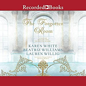 The Forgotten Room Audiobook