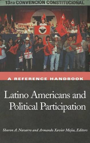 Read Online Latino Americans and Political Participation: A Reference Handbook (Political Participation in America) ebook