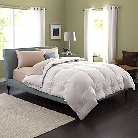 Pacific Coast Extra Warmth Down Comforter 300 Thread Count 550 Fill Power Down King