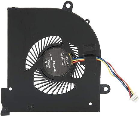 DBTLAP Compatible for MSI GS65 Stealth 8SE 8SF 8SG Thin 8RF 8RE GS65VR MS-16Q2 Series Laptop CPU Cooling Fan 16Q2-CPU-CW