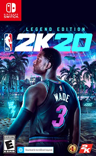 NBA 2K20 Legend...