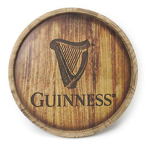 - Guinness - Barrel Head MDF Wall Sign