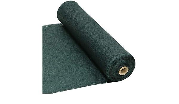 Zill - Red de protección Visual, Color Verde Oscuro, 1,0 x 1,2 x 1 ...
