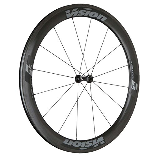 Vision Metron 55 style wheel decals stickers for 700c carbon road wheels