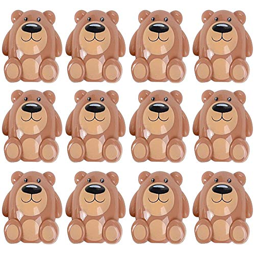 Teddy Bear Easter Eggs - Pack of 12