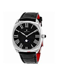Zenith Star Moonphase Anthracite Dial Automatic Ladies Watch 03192569221C714