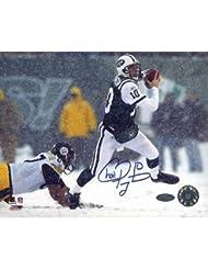 Chad Pennington Snow vs. Steelers 8x10