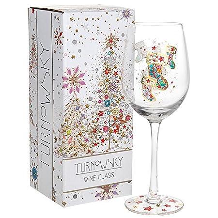 Copa de vino en caja Turnowsky TUR0083