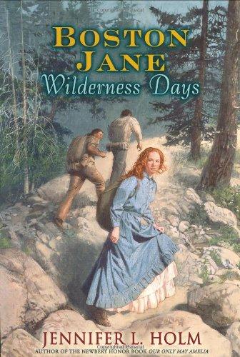 Boston Jane Series: Wilderness Days PDF