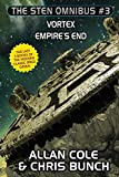 img - for The Sten Omnibus #3: Vortex, Empire's End book / textbook / text book