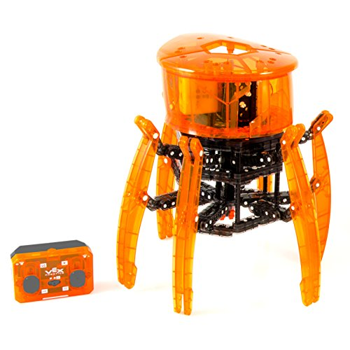 HEXBUG VEX ROBOTICS Spider Robotic Kit Construction Set –