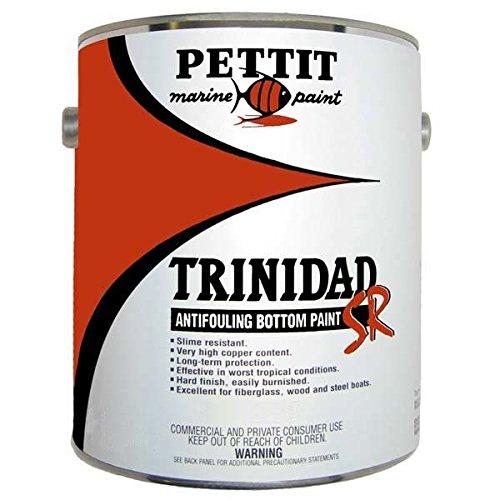 (Pettit Paint Trinidad SR, Black, Gallon 1877GL)