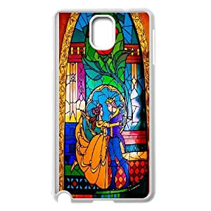 Best Quality [SteveBrady PHONE CASE] Beauty And The Beast For Samsung Galaxy NOTE3 CASE-20