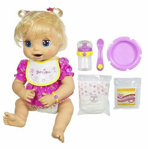 Baby Alive Hasbro Doll, Caucasian for sale  Delivered anywhere in USA
