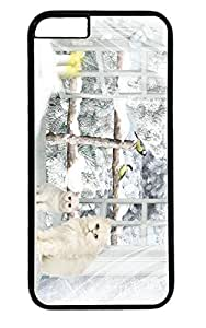 Elegant Dandelion Flower PC Black Case for Masterpiece Limited Design iphone 6 plus by Cases & Mousepads