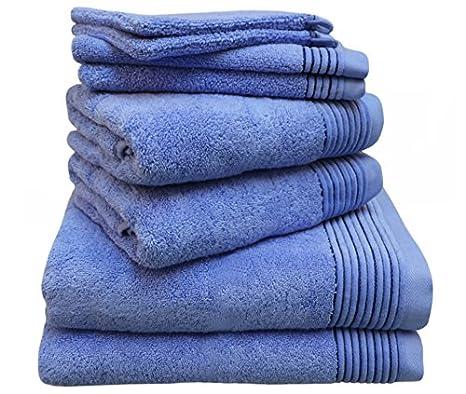 Juliet pack of 8towels, 100 % cotton 520 g/m², consisting of 2 x bath towel (70x 140 cm), 2 x hand towel (50x 100 cm),2 x guest towel (33x 50 cm)and 2 x washing mitt (16 x 21 cm) black Juliet pack of 8towels 100 % cotton 520 g/m² LASAHOME