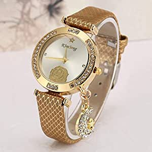 kimseng Dress Watch For Women Analog Leather - CL-626