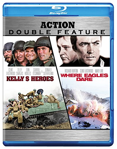 Kelly's Heroes / Where Eagles Dare (Action Double Feature) [Blu-ray]