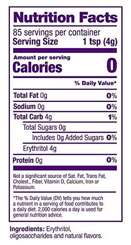 Swerve Sweetener, Brown Bundle, 12 oz pack of 2 by Swerve (Image #3)