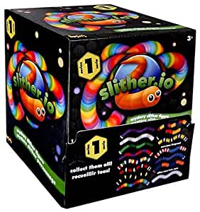 Amazon Com Slither Io Series 1 Mystery Box Toys Amp Games