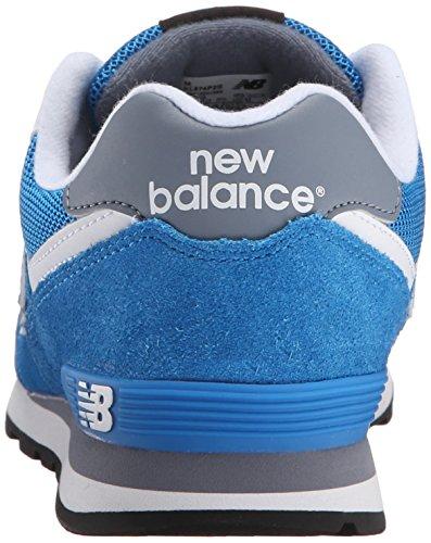 New Balance KL574P2G KL574P2G, Blu (Bleu (Blue/Grey/462)), 39.0