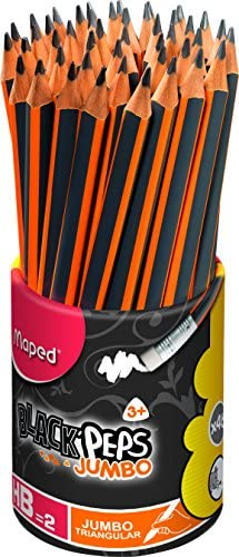Maped BlackPeps Triangular Graphite 854759 product image