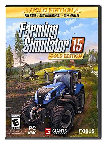 Farming Simulator 15 Gold Edition - PC
