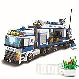PampasSK Blocks - 407Pcs City Street Police Station Car Truck 9316 Building Blocks Bricks Educational DIY Toys for Children Legoing 1 PCs