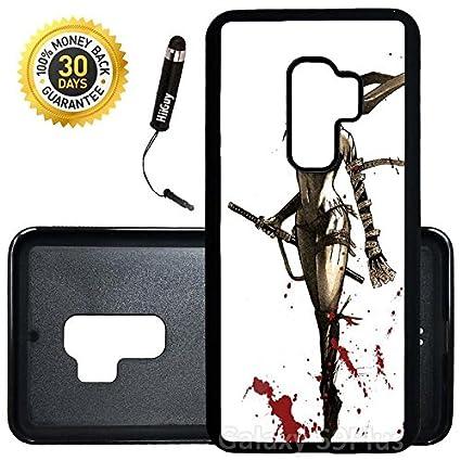 Amazon.com: Custom Galaxy S9 Plus Case (Woman Ninja Assassin ...