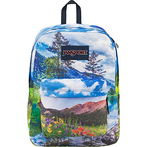 45695f210eed JanSport High Stakes Backpack- Sale Colors (Hike in the Hills) - Buy Online  in UAE.