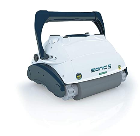 AquaForte Sonic 5 robot aspiradora Piscina y limpiador de piscina ...