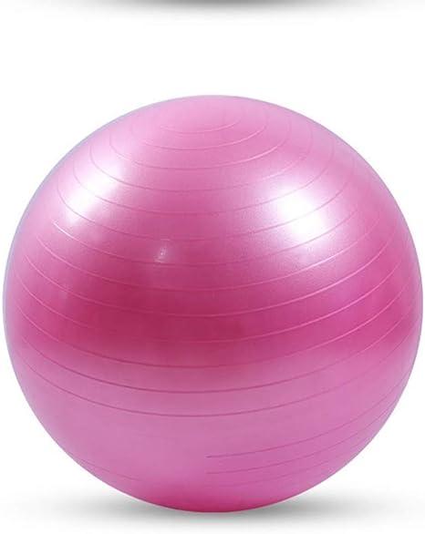 Ssery Balón de Yoga, balón de Fitness 55 cm, 65 cm, 75 cm, balón ...