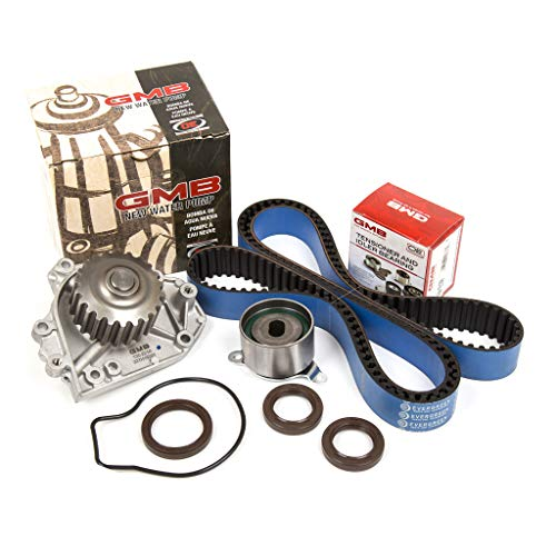(Evergreen TBK247HPWP Race Series Timing Belt Kit Water Pump Fit 94-01 Acura Integra GSR Type-R 1.8 B18C1 B18C5)