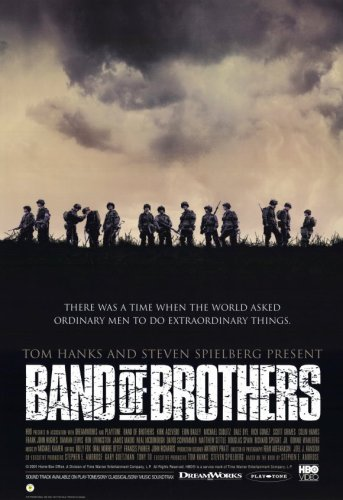 Band of Brothers (2001) - 11 x 17  - Style A
