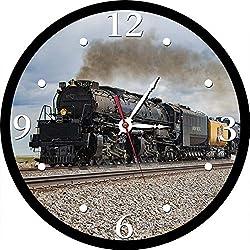 A-Trains Big Boy Union Pacific 4014 Round Clock