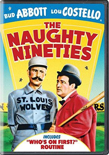 DVD : The Naughty Nineties (DVD)