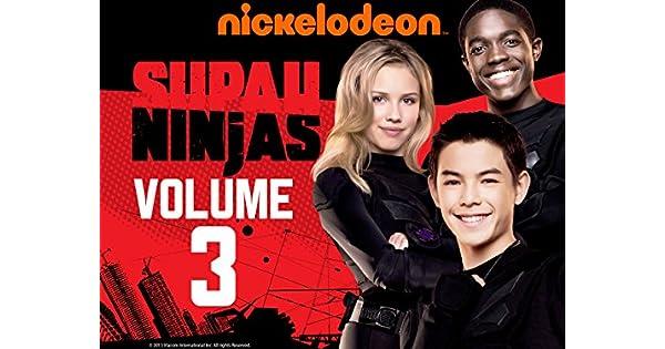 Watch supah ninjas ishina online dating