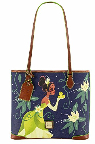Disney Dooney and Bourke The Princess and the Frog Tiana Tote Bag Purse