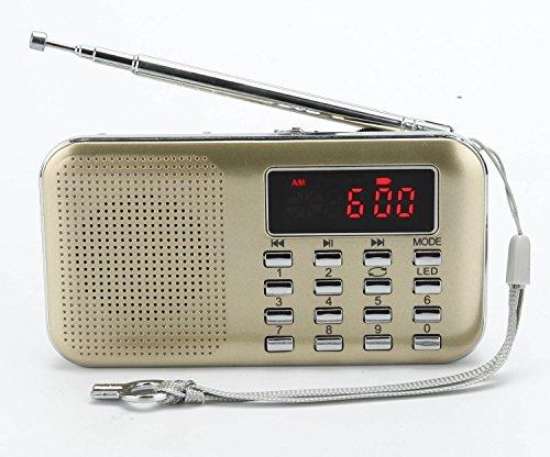 digital am fm pocket radio - 3