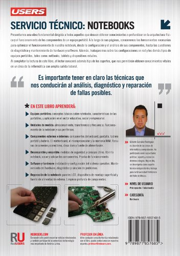 ... RedUsers Usershop, Español Espanol Espaniol, Libro libros Manual computación computer computador informática PC: 9789871857685: Amazon.com: Books