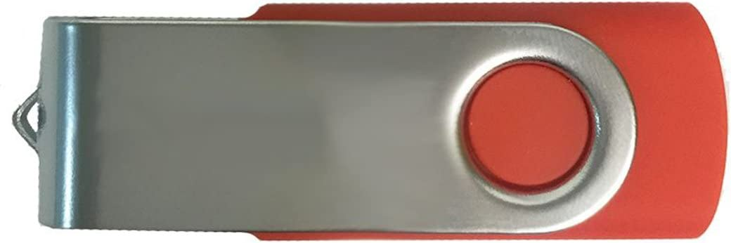 Swivel USB Flash Drive 2.0 512MB Bundle of 50